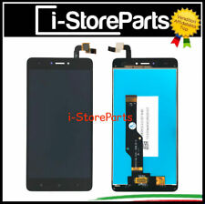 LCD DISPLAY XIAOMI REDMI NOTE 4 4X Global PER TOUCH SCREEN VETRO SCHERMO NERO