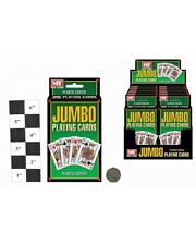 Bulk Wholesale Job Lot 36 Packs of Jumbo Playing Cards Toys