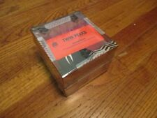 2018 Twin Peaks Trading Cards Factory Sealed ARCHIVE BOX w/ Binder - Master Set