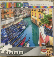 MasterPieces Puzzle Co 1000 Piece Puzzle The Venetian HDR Photography Complete