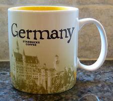 NWT Starbucks GERMANY Global Icon City Collector Series Mug VERSION 2 with SKU