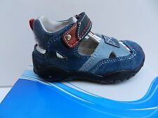 Falcotto 701 Chaussures Sandales Garçon Fille Enfant 20 Naturino Shoes Blue Neuf