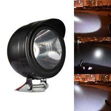 Universal Electric Motorcycle Lamp LED Fog Spot White Light Backup Headlight 12V