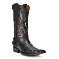 1B1NFY Crocodile  Western Boots made by Cuadra Boots