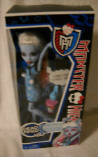 #6289 Nrfb Mattel Monster High Dead Tired Abbey Abominable Doll
