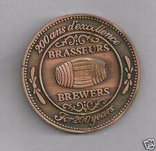 1786/1986 Molson 200 Year's celebration medal Rare only one on Ebay