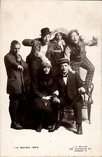 Shoreditch photo. Ye Merrie Imps Theatrical Entertainers by Muller, Kingsland Rd
