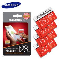 Samsung EVO Plus 4K U3 Flash MicroSD Memory Card 128G With Adapter For Phone&Cam