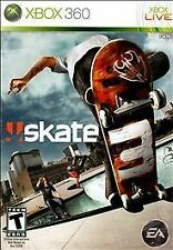 Xbox 360 Skate 3 Skate boarding NEW Sealed REGION FREE USA Game