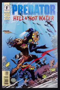 Predator: Hell & Hot Water #1 of 3 (Dark Horse Comics, 1997) High Grade