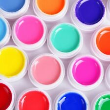 20 Pure Gel UV Ricostruzione Unghie Nail Art Manicure Decorazione Multi-colori