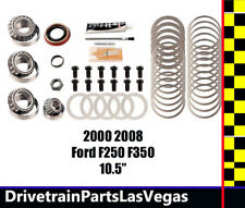 "F250 F350 Ford 10.5"" Master Bearing Rebuild Install Kit OE Level Koyo 2000 2008"