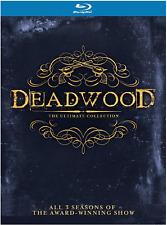 Deadwood saison 1 A 3 NEUF blu ray #
