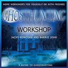 GHOSTHUNTING WORKSHOP - JACKIE NEWCOMB AND BARRIE JOHN ( CD )
