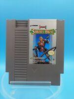 jeu video super nintendo nes loose BE EEC castlevania II simon's quest