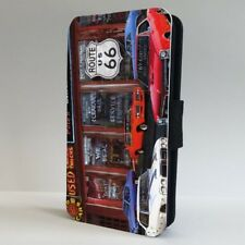 Muscle Car American GTO Amazing Art FLIP PHONE CASE COVER for IPHONE SAMSUNG