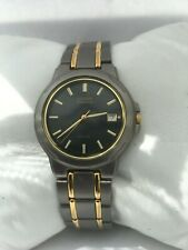 """Citizen Men""""s  Vintage Eco Drive Titanium Calendar  2510-H23079 bracelet watch"""