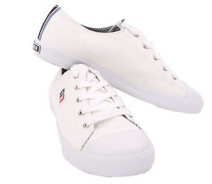 Tommy Hilfiger AW ANDEENA White Multi Fabric Men's Sneaker Shoes -$0 Free Ship