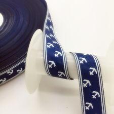 DIY 5 Yards 3/4'(20mm)Wide Sewing Printed Grosgrain Ribbon Hair Bow Sewing SKT53