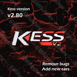 Ksuite 2.80  100% Working FOR Kess V2 5.017 V2.80 SOFTWARE ONLY
