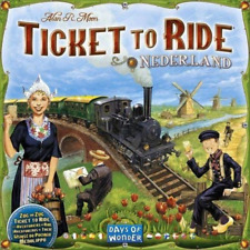 Ticket to Ride Nederland - Map Collection: Volume 4 - Brand New & Sealed