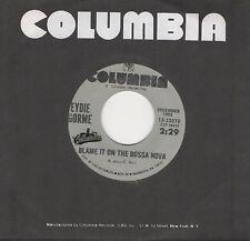 Single 7'' Vinyl-Schallplatten (1960er) aus USA & Kanada mit Rock