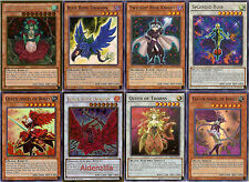 Yugioh Akiza Izinski Theme Deck - Black Rose Dragon, Blue, Twilight Rose Knight