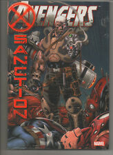 Avengers X-Sanction - Cable Cover Hardcover - (Sealed)