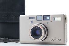 【TOP MINT】 Contax T3 D DATA 35mm Point & Shoot Film Camera From JAPAN #ic210