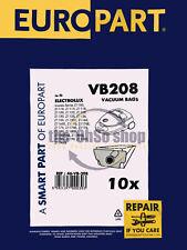 10 Sacchetti Aspirapolvere Forte Polvere per Sebo X Serie /& aspirapolvere serie C x1 x4 x5