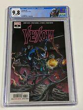 VENOM #6 CGC 9.8 Marvel Comics 11/18 Donny Cates run comic