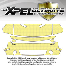Clear Bra Pre-Cut Standard Kit ALL VEHICLES! Xpel Ultimate Paint Protection Film
