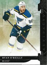 St. Louis Blues - 2019-20 Artifacts - Complete Base Set Team (4)