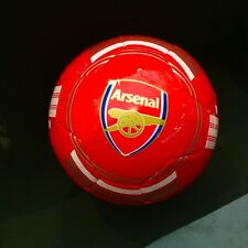 ARSENAL Soccer ball Size 5 Brand New Nice Ball