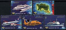 Jersey 1994 SG#674-8 Postal Adminstration MNH Set #D51403
