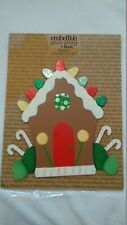 EMBELLISH YOUR STORY - GINGERBREAD HOUSE  - NEVER SOLD - ORIGINAL PACKAGE