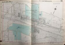 1950 MAIN LINE, CHESTER CO PA  EAST WHITELAND TWP, IMMACULATA COLLEGE, ATLAS MAP