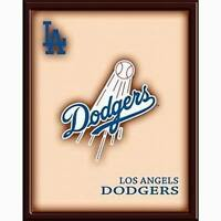 MLB Wooden Wall Art Picture Los Angeles Dodgers + FREE SHIPPING!