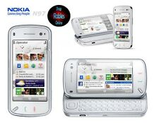 Nokia N97 Mini 8GB White (Ohne Simlock)Smartphone 5MP WLAN 3G GPS UKW Qwartz NEU