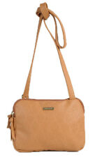 NEW BILLABONG NEW PORT WOMENS GIRLS CARRY SHOULDER BAG HANDBAG PURSE LIGHT TAN