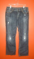 Silver Jeans Julia, Straight boot. 32/30