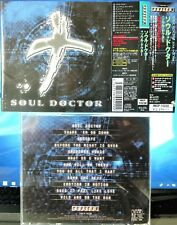 Soul Doctor - Soul Doctor (CD, 2001, Avalon/Marquee Inc, Japan w/OBI) MICP-10238