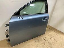 LEXUS IS220 2008 FRONT PASSENGER SIDE DOOR IN BLUE