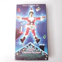 VHS Chevy Chase National Lampoons Christmas Vacation 1989