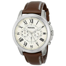 Fossil FS4839 Grant Analog Watch - For Men