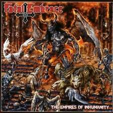 Fatal Embrace - The Empires of Inhumanity CD NEU OVP