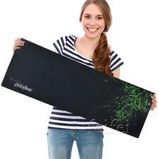 Extra Large Super Big XXL Anti-slip 90*30 Cm Gaming Mouse Pad Mat Home Office UK