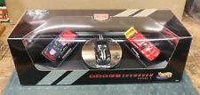 Hot Wheels 1996 Dodge Showroom Series 1 Set of 3 Die Cast Cars. Original Box