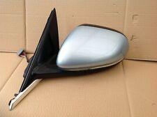 Jaguar XF IZQUIERDO Ns Espejo De Puerta Lingote de Plata Espejo Ala Gat 2008-2013