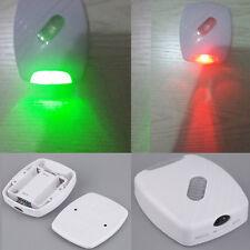 LED Human Motion Activated PIR Light Sensor Toilet Lamp LED Night Light VS